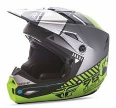 Fly Racing Kinetic Elite Onset 17 Youth Mx Helmet Matte