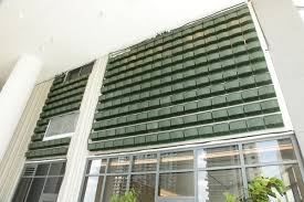 technical livewall green wall system