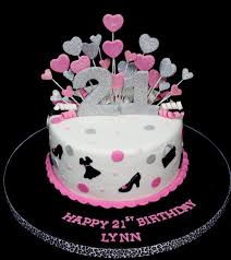 Collection 21st Birthday Cake Ideas Female Pictures Awesome Quotes