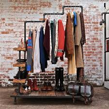 Coat Rack Solutions Creative Closet Solutions Home Design Ideas And Pictures 25