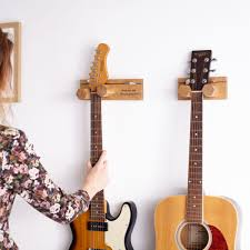 personalised guitar hanger non