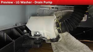 lg washer drain pump replacement. Simple Pump LG Washer Drain Pump Replacement To Lg Washer Replacement