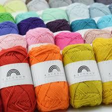 Rainbow Cotton 8 4