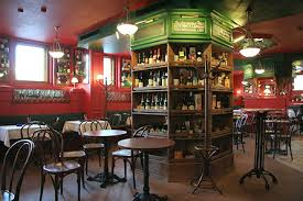 French Cafe Interior | Moscow Cafe Top 6 (cafe in Moscow, french cafe Moscow