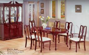 Oval Table Dining Room Sets Queen Anne Dining Room Set Popular Queen Anne Dining Chairs