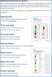 Our grade 1 spelling worksheets contain spelling activities for your first grade students. First Grade Spelling Worksheets K5 Learning