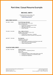 Generic Resume Cover Letter Best Of About Me Template For Students