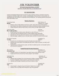 High School Resume Sample Pdf Valid Student Resume Template 2018