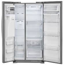 kenmore elite fridge. this kenmore elite model has the highest grocery capacity of all other fridges we reviewed. while refrigerator is standard size, freezer fridge