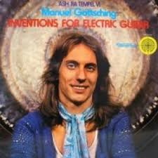 INVENTIONS FOR <b>ELECTRIC</b> GUITAR (<b>180GR</b>) by MANUEL ...