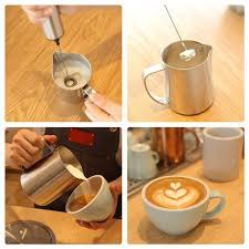 <b>Electric Hand Whisk</b> explosion-type <b>Electric</b> Mixer Coffee <b>Milk</b> Egg ...