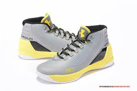 under armour shoes stephen curry 3. cheap store stephen curry shoes | under armour 3 grey yellow p