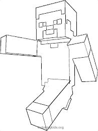 Steve Minecraft Minecraft Classroom Theme Minecraft Coloring