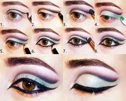 how to do eye makeup on diffe eye shapes eye makeup tutorial pics for s asian eye makeup steps makeup eyes for round eyes shape