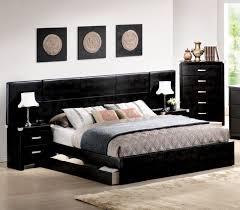 image of black bedroom furniture set
