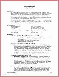 10 11 Funtional Resume Template Elainegalindocom