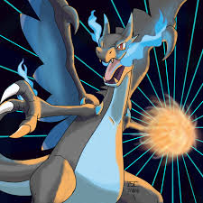 Mega Charizard X Power-Up Punch by XStreamChaosOfficial on DeviantArt