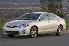 Toyota Camry 2010 review