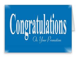 Congrats On Your Promotion Congratulations To Employee On Promotion Congratulation