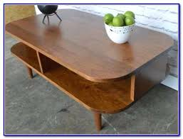 rounded corner table square coffee corners