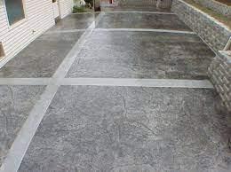 paint concrete patio concrete patio