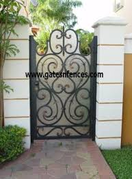 garden gates and fences. Wave Of Elegance - Garden Gate Doors, Entrance Safety Gate, Aluminum Fence Gates And Fences U
