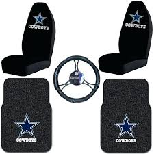 dallas cowboys car accessories set cowboys car seat covers cowboys auto accessories