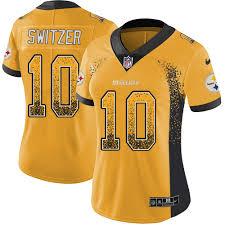 Kids Hoodie T-shirts To Black Steelers - Switzer amp; Service Salute Jersey Ryan