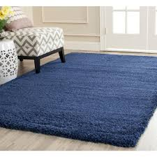 beautiful navy blue area rug for your home decor decorate living room ideas with solid