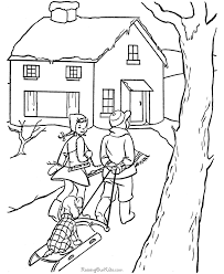 Small Picture Kids coloring pages Houses