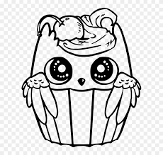 cupcake drawing black and white.  White Drawing Cartoon Animals 17  Cupcakes Black And White On Cupcake R