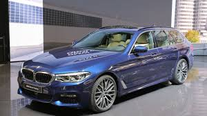 BMW 5 Series bmw 5 series touring xdrive : 2017 BMW 5 Series Touring wants to be the ultimate family hauler
