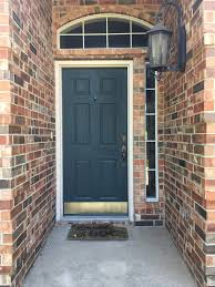 front door kick plateFascinating Exterior Doors Along With Accessories Front Door Kick