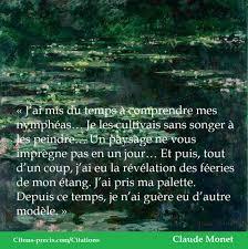Claude Monet Limpressionniste Des Tableaux Du Maître Et Des