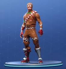 Fortnite Gingerbread Man How To Get The Fortnite Merry Marauder