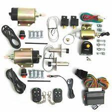 door poppers autoloc 80 lb remote shaved 2 door handle popper kit trunk kit included remotes