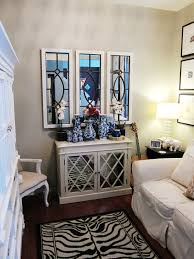 Mirrored Living Room Furniture Tiffanyd Decorating With Mirrors And Mirrored Furniture At My