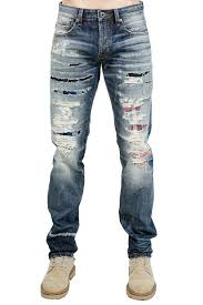 Cult Of Individuality Size Chart Greaser Slim Straight Jeans