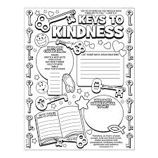 Kindness Coloring Pages For Preschoolers Kindness Best Wurzen
