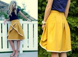 Free Skirt Patterns Delectable 48 Free And Easy Skirt Patterns To Sew Tip Junkie