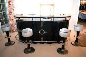 Art Deco Bar6 Hockern Klavierlack B250xh125xt75 Cyk Art
