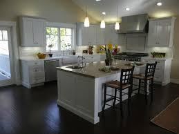 Kitchen With Dark Wood Floors Modern Concept Dark Wood Floor Family Room Dark Wood Floor Living