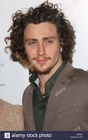 Aaron Johnson High Resolution Stock Photography and Images - Alamy