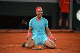 04/12 rafa gives toni and felix the thumbs up 02/13 nadal alert to fognini dangers ahead of fourth hurdle 02/08 nadal remaining upbeat despite australian open disruption 12/10 2020 rewind: Nadal Ties Federer With 20th Major Roland Garros The 2021 Roland Garros Tournament Official Site