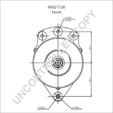 Ca1457 66021126 · alternator pl oe prestolite 66021126 12v 70a ca1457 66021126