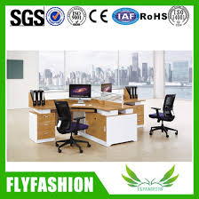top quality office desk workstation. Simple Top High Quality Wooden Office Desk Three Persons Workstation OD68 On Top
