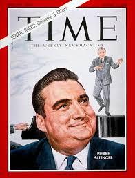 TIME Magazine -- U.S. Edition -- October 16, 1964 Vol. 84 No. 16