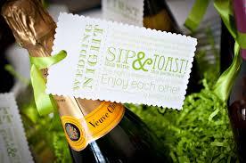 wedding night tag for wine basket gift