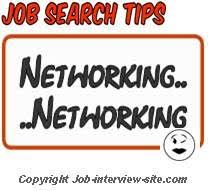 networking for a job active job search techniques networking is a new tactic for