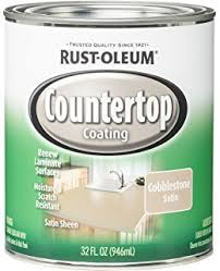 countertop paint colorsRUSTOLEUM 254853 Quart Interior Countertop Coating  Rustoleum
